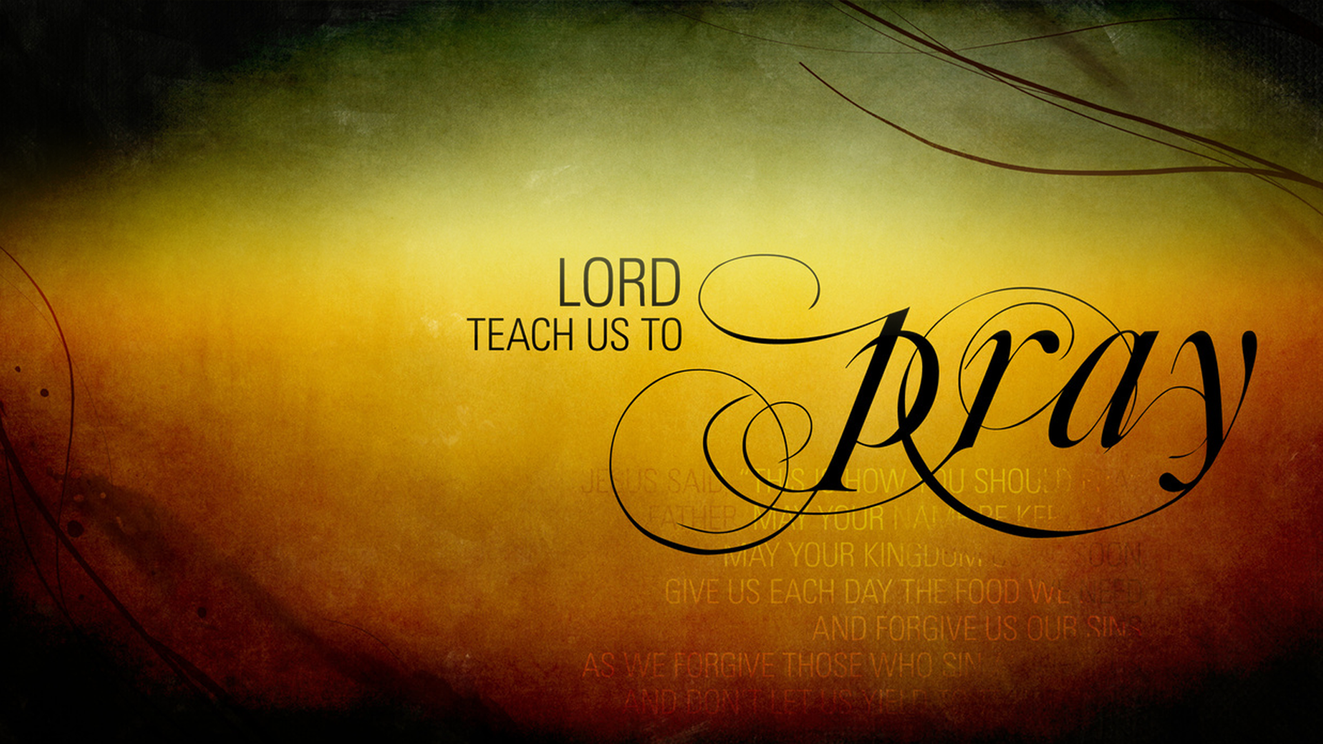 Prayer: First Response Or Last Resort? | Townsend Church of God